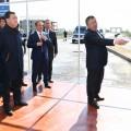 На стройобъектах Туркестана будут работать круглосуточно