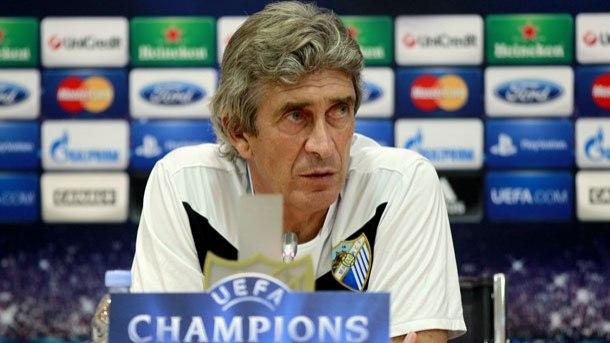 Мануэль Пеллегрини станет тренером «Манчестер Сити»
