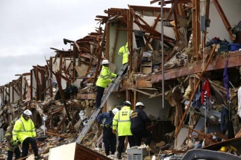 Взрыв в Техасе унес жизни около 35 человек