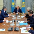 Отношения между Казахстаном и Кыргызстаном должны быть образцовыми