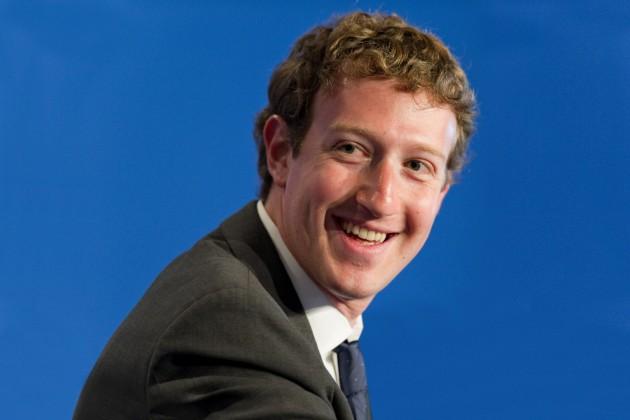 Fortune назвал Цукерберга «бизнесменом года»