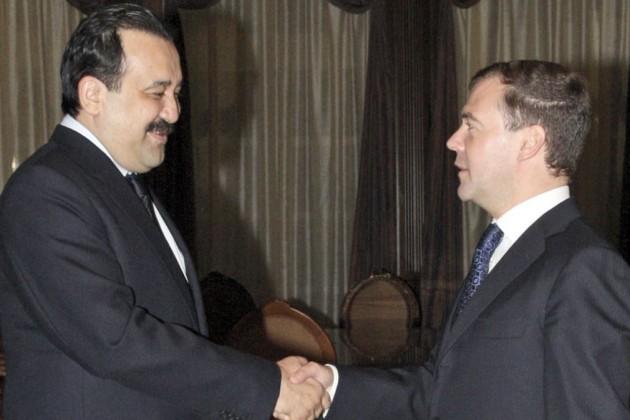 Использование Байконура обсудят Масимов и Медведев