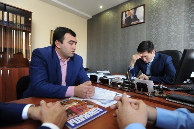 Известный бизнесмен примерил прокурорские погоны