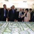Кариму Масимову представили Генплан развития города Байконыра