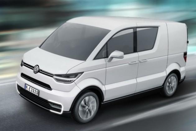 VW привез в Женеву два «зеленых» концепта