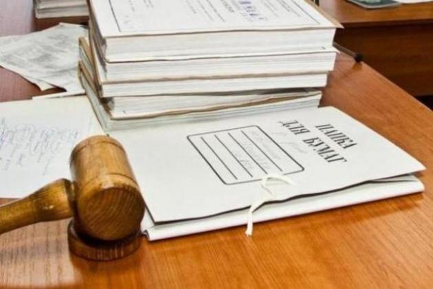 Судья вымогал взятку у бизнесмена