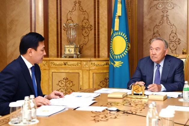 Алтай Кульгинов рассказал об экономических показателях столицы