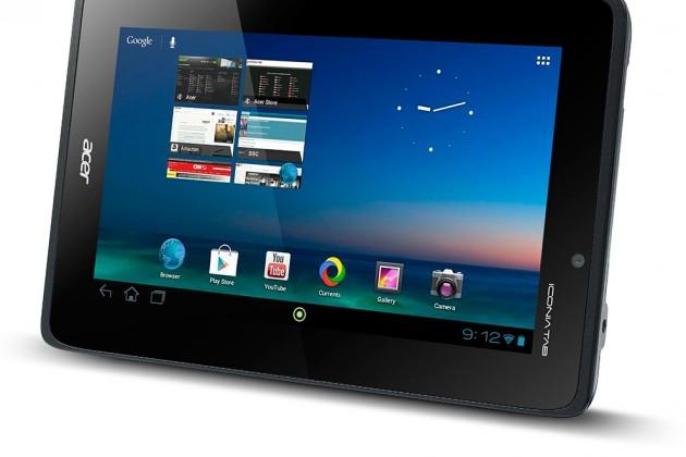 Acer создал планшет за $230