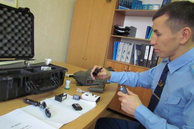 Расчетно-аналитическая станция СВО следит за обстановкой на 100 постах по РК