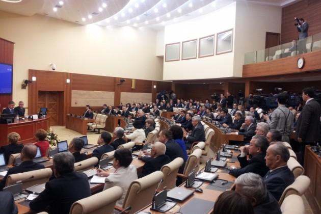 Депутаты мажилиса озабочены секвестром бюджета