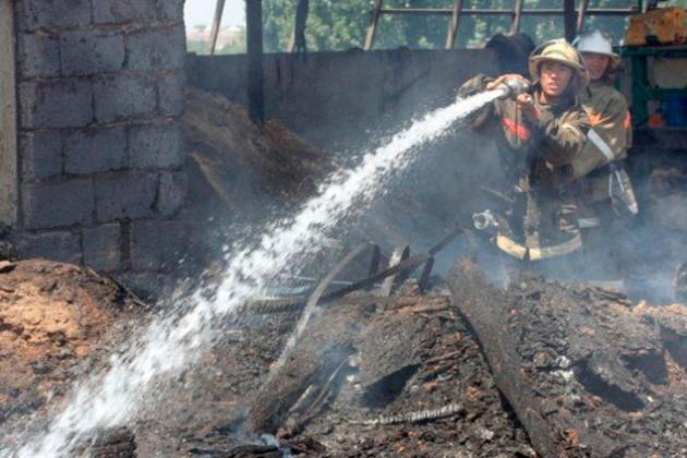 Два человека погибли от взрыва боевой гранаты в Бишкеке