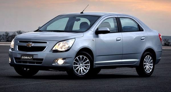 В Узбекистане начали производить Chevrolet Cobalt