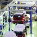 С начала года в Казахстане собрано свыше 3 тысяч автомобилей