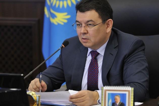 Канат Бозумбаев рассказал остроительстве четвертого НПЗ