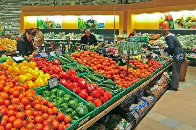 За год продукты в Казахстане подорожали на 4,5%