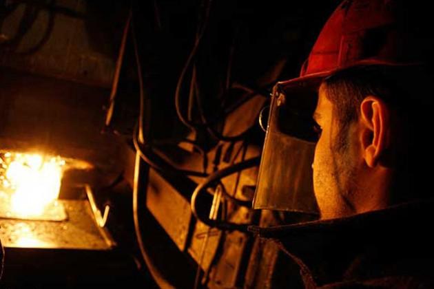 Аксуский завод ферросплавов запустил печь
