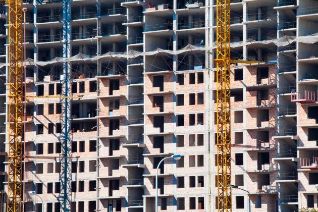 Жилищное строительство бьет очередной рекорд
