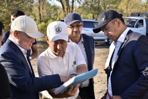 ВАктобе реализуется уникальный проект всфере водного хозяйства