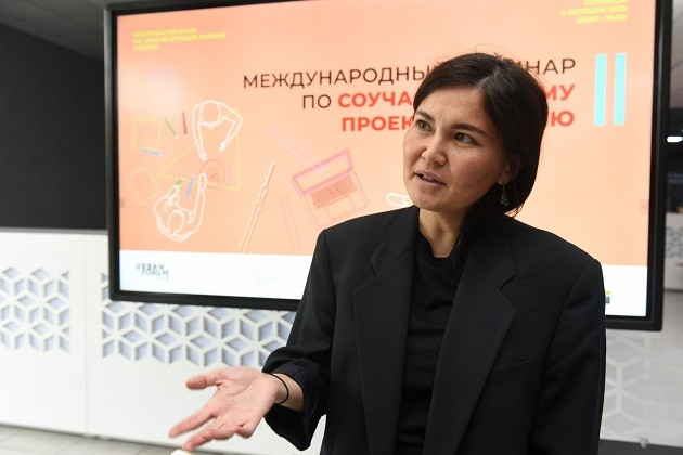 Как метод соучаствующего проектирования может изменить Алматы?