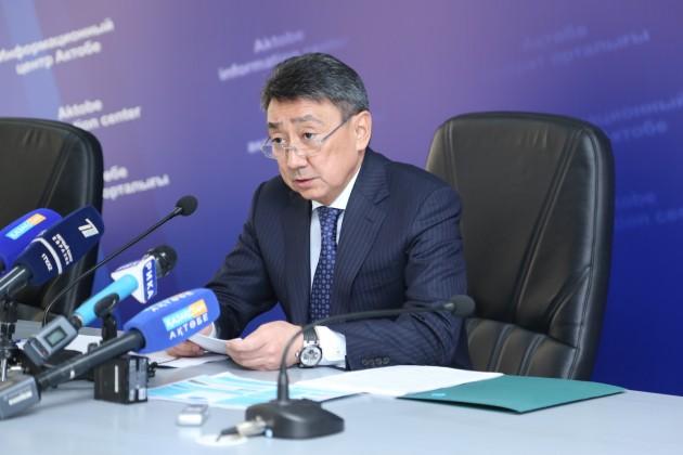 Районные центры Актюбинской области будут газифицированы в 2016 году