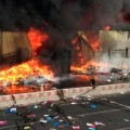 Суд по факту пожара на рынках пройдет 6 марта