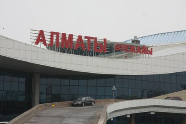 Аэропорт Алматы не принял 5 самолетов из-за непогоды