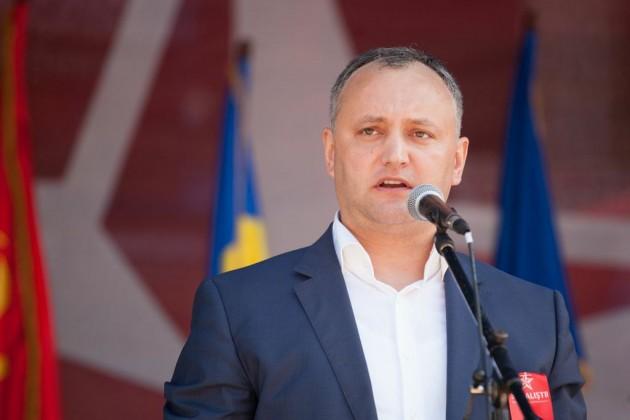 Игорь Додон одержал победу напрезидентских выборах вМолдове