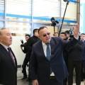 Нурсултан Назарбаев посетил ситуационный центр Smart Aqkol