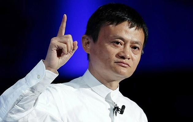 Джек Ма предложил создать электронную дорогу для бизнеса