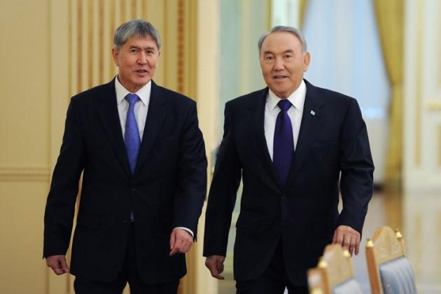 Главы Казахстана иКыргызстана обсудили график предстоящих встреч