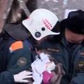 Живого младенца нашли под завалами дома в Магнитогорске
