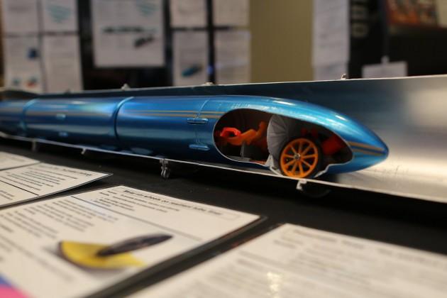 Hyperloop предложили построить магистраль из России в Китай