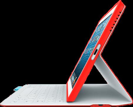 Готов клавиатурный чехол для iPad