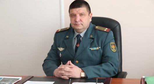 ВАлматинской области новый глава департамента поделам обороны