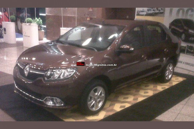 Новый Renault Logan II