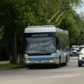 В Алматы проведут реконструкцию троллейбусных сетей