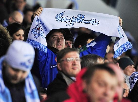 «Барыс» переиграл «Донбасс» в матче КХЛ