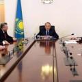 Президент поставил ряд задач перед новым акимом Акмолинской области