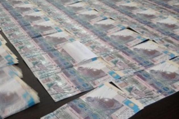 За год в Алматы заведено 7 дел по фактам подделки денег