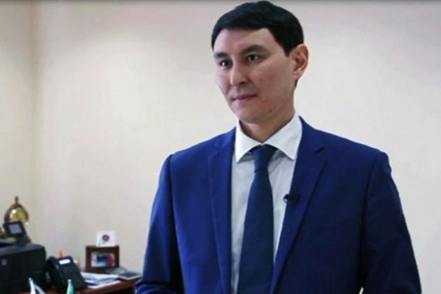 На место Данияра Акишева пришел Ерулан Жамаубаев