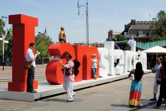 Нидерланды будут бороться с туристическим бумом