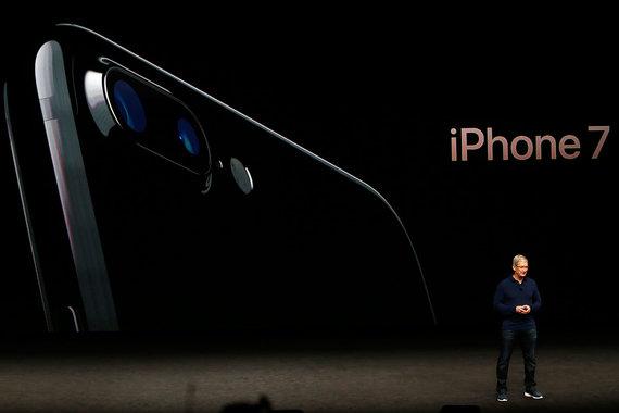 Сегодня Apple представит новый iPhone 7
