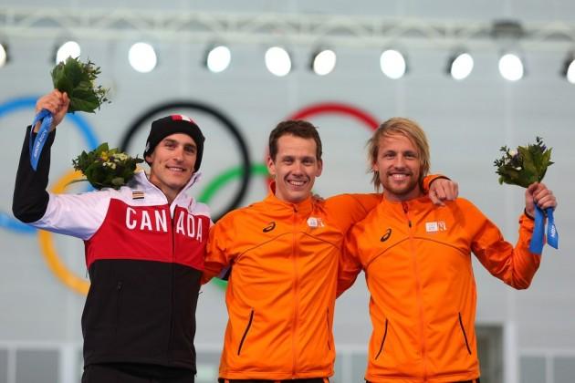 В Сочи завершился очередной день Олимпиады