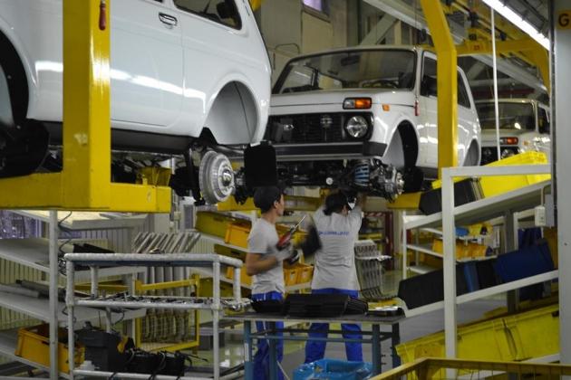 Загод вКазахстане собрано свыше 11тысяч автомобилей