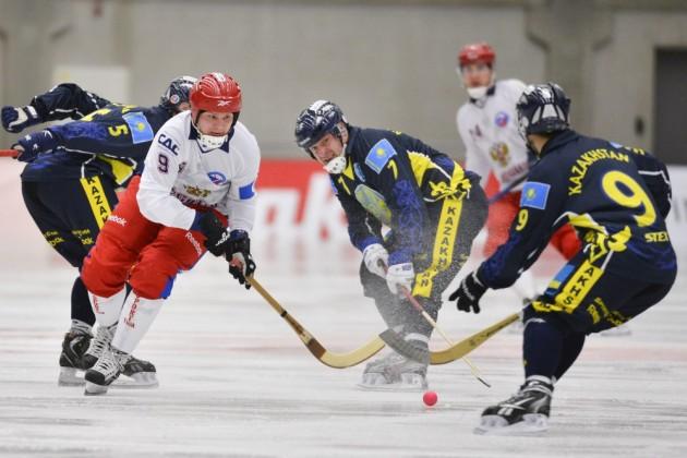 В Хабаровске стартовал чемпионат мира по хоккею с мячом