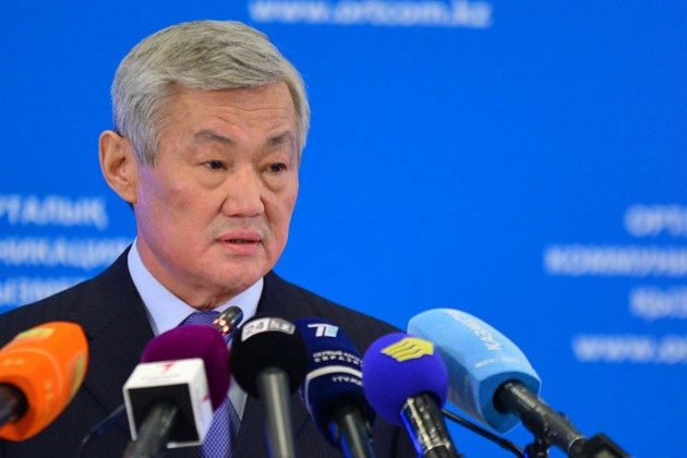 Бердибек Сапарбаев уволит своего заместителя