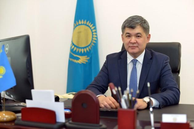 Елжан Биртанов: ВКазахстане формируется институт общественного здравоохранения