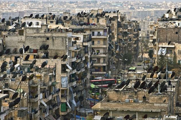 Навосстановление Сирии необходимо $400млрд