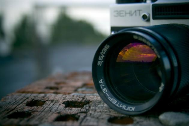 ВРоссии возобновят производство фотоаппаратов Зенит