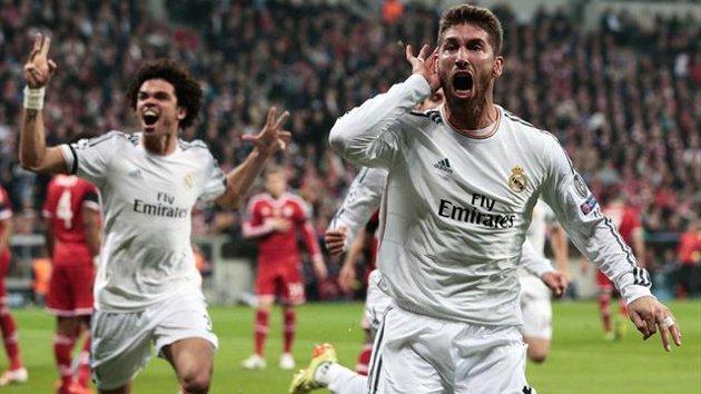 Первым финалистом Лиги чемпионов стал «Реал»